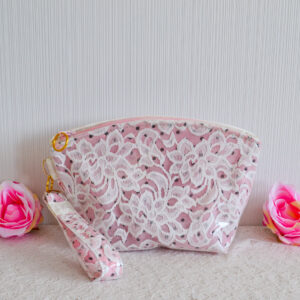 De la Rose eesti käsitöö niiskuskindel spaakott roosa