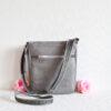 De la Rose eesti käsitöö disain uuskasutusena valminud mööblinahast/mööblikangast kotid
