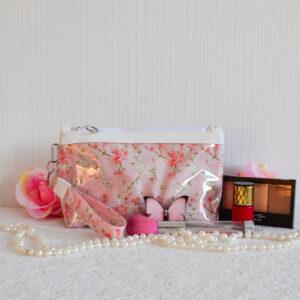 De la Rose eesti käsitöö niiskuskindlad spaa- ja kosmeetikakotid