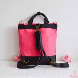 De la Rose eesti disain ja käsitöökotid, materjalide uuskasutus