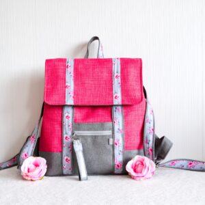 De la Rose seljakotid Eesti disain ja käsitöökotid, ringamjanduse materjalide uuskasutus