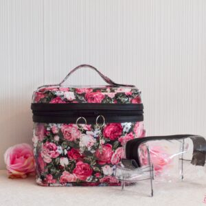 De la Rose Eesti disain käsitöökotid kosmeetikakotid ja kohvrid niiskuskindlad